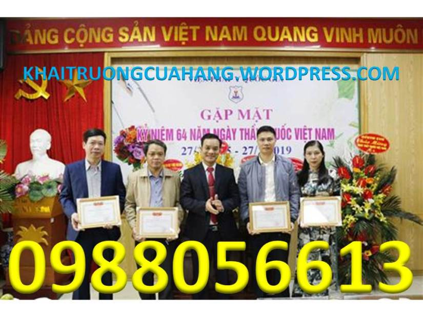Dịch vụ tổ chức chương trình ngày thầy thuốc Việt Nam 27-2